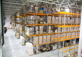 Организация хранения товаров на складе