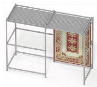 Раздвижные стенды для ковров