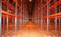 Стеллажный комплекс палетного хранения