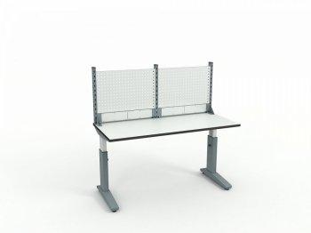 Стол монтажный ДиКом СР-150-01+ Экран ВС-150-Э1