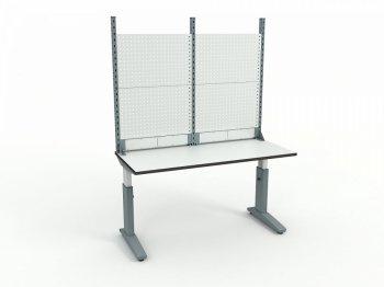 Стол монтажный ДиКом СР-150-01 + Экран ВС-150-Э2