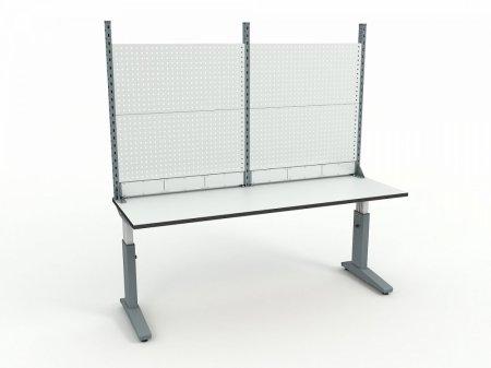 Стол монтажный ДиКом СР-200-01 + Экран ВС-200-Э2