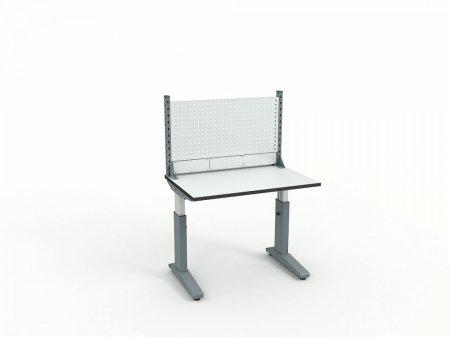 Стол монтажный ДиКом СР-100-01 ESD + Экран ВС-100-01 ESD