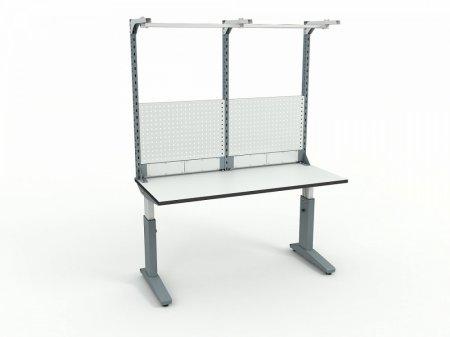 Стол монтажный ДиКом СР-150-01 + Экран ВС-150-Э3